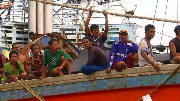 Modern Slavery in the Illicit Seafood Industry: The Labour Safe Screen