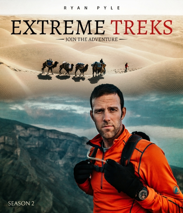 Filming Extreme Trekking in the Mountains of the World