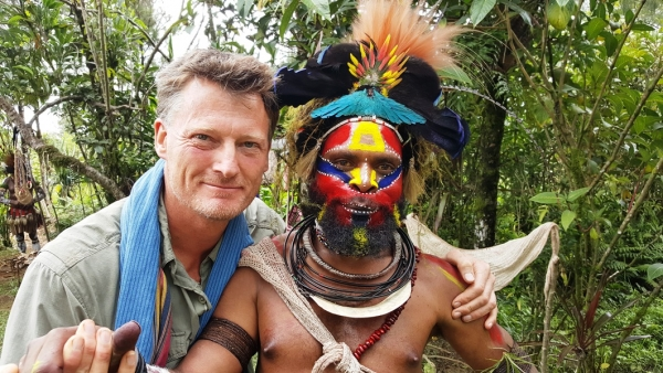 Lost in Papua New Guinea: Life on the Edge